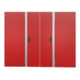 AC01327 - RED ENAMELED SIDE PANEL KIT