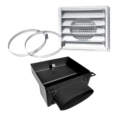 "AC01331 - 5""Ø FRESH AIR INTAKE KIT"