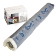 "AC02090 - 5""Ø X 4' INSULATED FLEX PIPE FOR FRESH AIR INTAKE KIT"