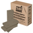 "4 1/2'' X 9"" X 1 1/4'' HIGH DENSITY REFRACTORY BRICK"